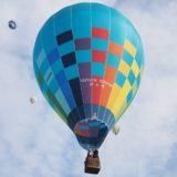 【スカイフェスとなみ2015】秋の大空にカラフルな気球が勢ぞろい!
