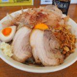 【麺屋豚道場@富山】女性でも安心!二郎系まぜそばの美味しいお店!