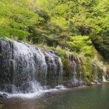 【宮島峡@小矢部】富山の小ナイアガラの滝