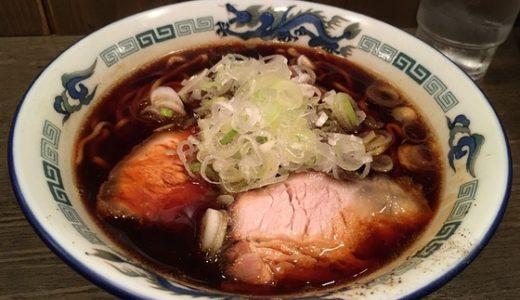 【めん八 御旅屋店】高岡の街中で富山ブラックの美味しいお店!