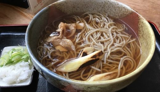 【清水そば そば峠】サクサク天ぷらとキジ蕎麦が美味しい!