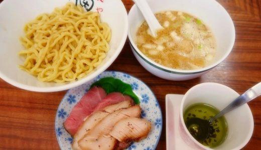 【麺や 福座@金沢】初夏限定 鶏白湯つけ麺は評判通りの美味しさでした!