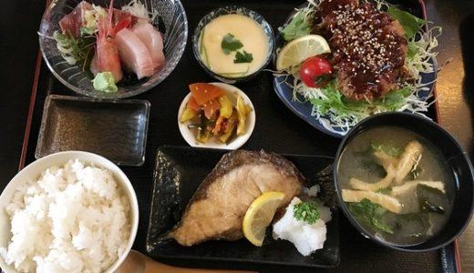 【ごはん処 一歩@石川県】行列のできる七尾の人気店、ボリューム満点でノックアウト!
