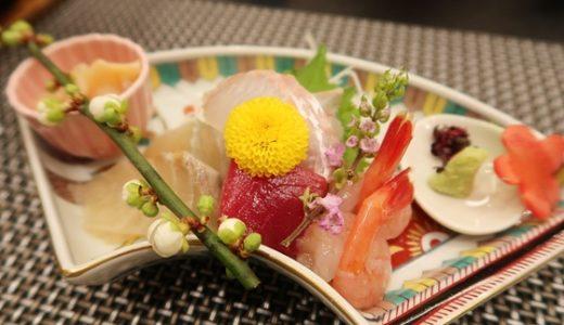 【八百石@高岡】海の幸を使った懐石料理が美味しいお店!