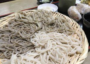 【おんもり庵】富山市山田の農産物直売所にある大人気のお蕎麦屋さん