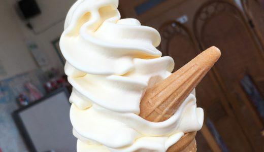 【田村農園 たまご園】産みたてたまごをふんだんに使った「きみソフト」はここでしか味わえない濃厚ソフトクリーム!