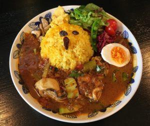 【ポムズカリー&珈琲】富山市悪王寺の人気スパイスカレー店に行ってみた!