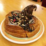 【コメダ珈琲店】ゴティバとコラボした限定商品「ショコラノワール」濃厚チョコソフトがヤバイよ!