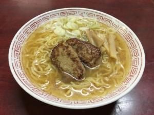 【西海食堂】ハンバーグラーメンって?!高岡市伏木の路地裏にひっそりとあるディープなお店に行って来...